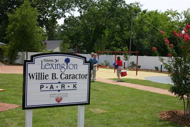 Willie B. Caractor Sign